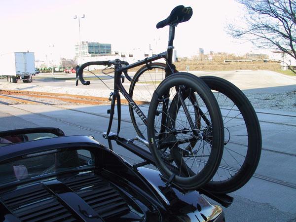 portabagagli per elise...si può fare :-) View7rack,bicycle2-o
